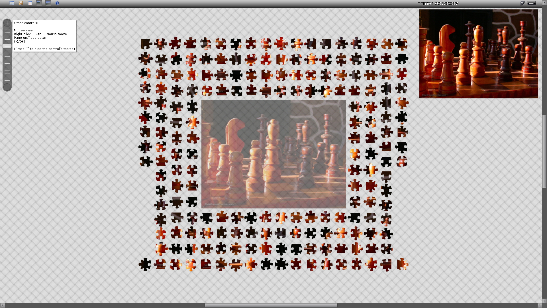 information for publishers gaia pc jigsaw puzzle 2